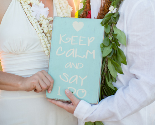 keep calm and say I Do