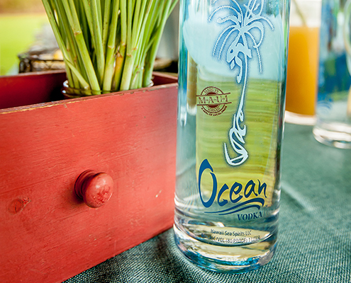 Bento Box Lunch Ocean Vodka