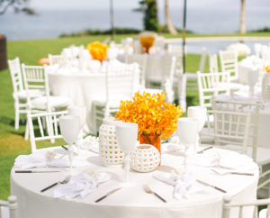 Colin Cowie Wedding Brunch Table Setting Coral  sc 1 st  Celebrations Maui & Colin-Cowie-Brunch-27 - Celebrations by Beverly Gannon